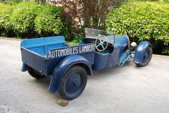 La Sans Choc de 1933 chassis 001
