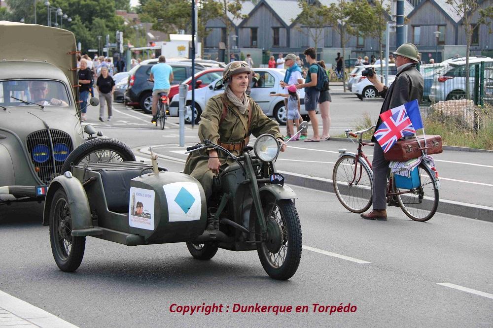 Side car français 1940