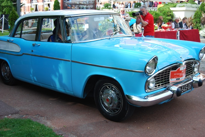 Simca Chambord 1959