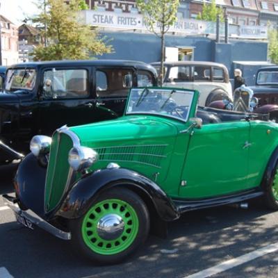 Rallye des Grands Mères 2013
