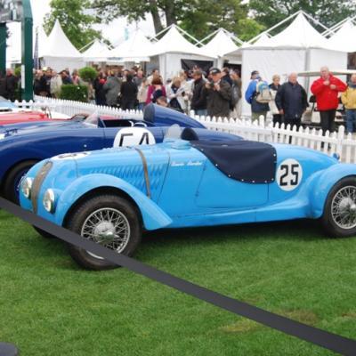 Simca Gordini Le Mans 1938