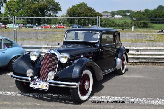 Talbot 4 litres