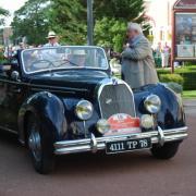 Talbot T15 Guillore 1950: Prix catégorie 1945-1960