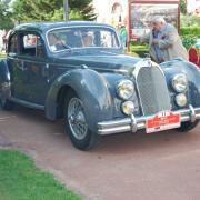 Talbot T26 Coach 1948