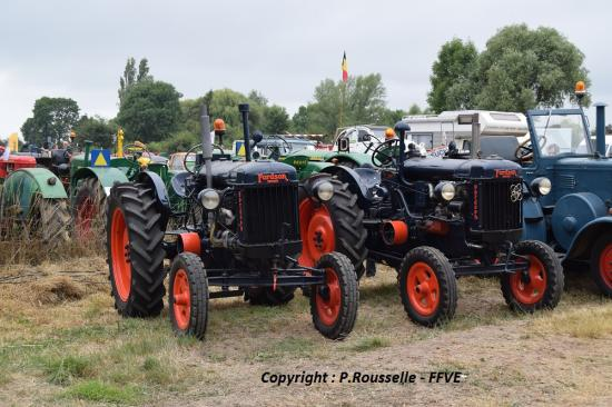 Tracteurs Fordson