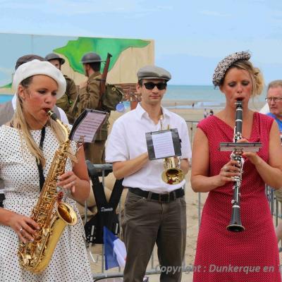 Operation Dynamo - Dunkerque 2017