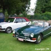 Volkswagen Karman Ghia et Golf Cabriolet